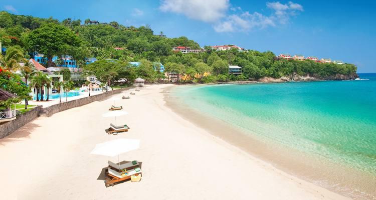 Sandals Regency La Toc Saint Lucia Worldwide Traveler