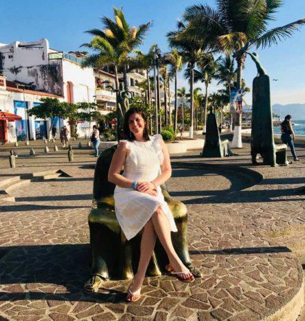 Natalie Glass in Puerto Vallarta