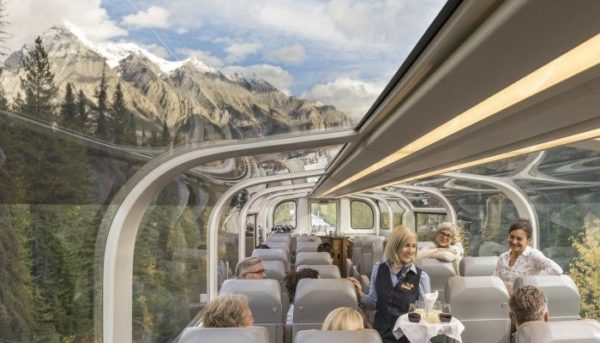 Discover the Canadian Rockies by Rail